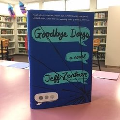 Book Cover of Goodbye Days